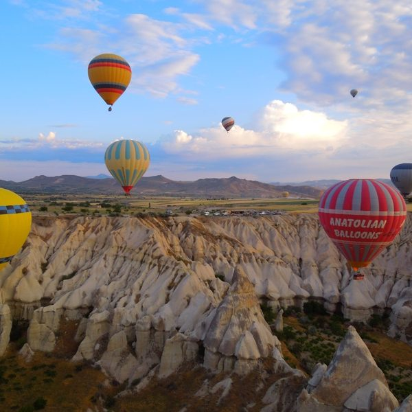 Hot Air Balloon Ride in Cappadocia