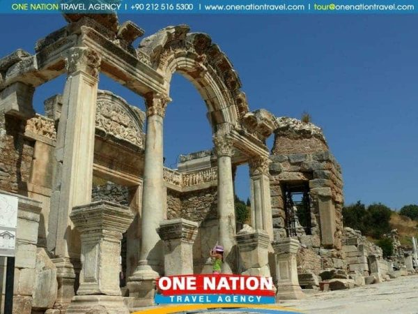 2 Days Ephesus and Pergamon Tour from Istanbul